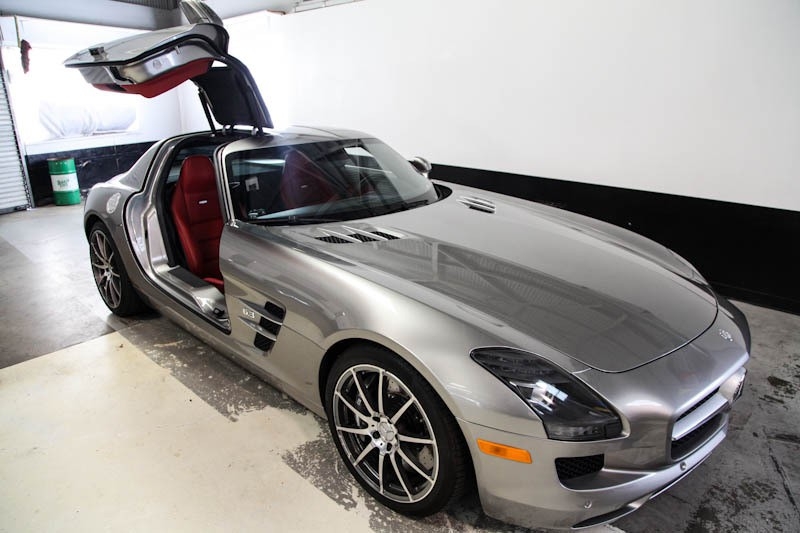 Mercedes benz vehicles specialty sales classics for Mercedes benz amg gullwing