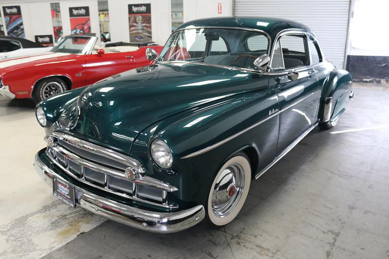Chevrolet vehicles specialty sales classics for 1949 chevrolet deluxe 4 door