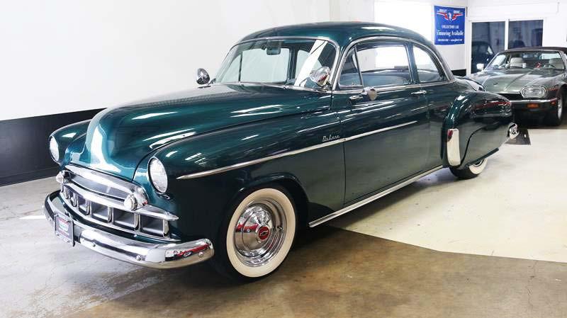 Chevrolet vehicles specialty sales classics for 1949 chevrolet 2 door sedan