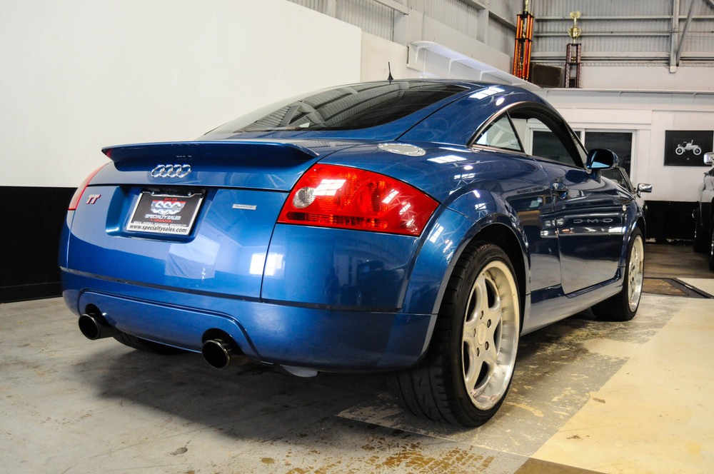 2001 Audi TT No trim field 2 Door Coupe for sale