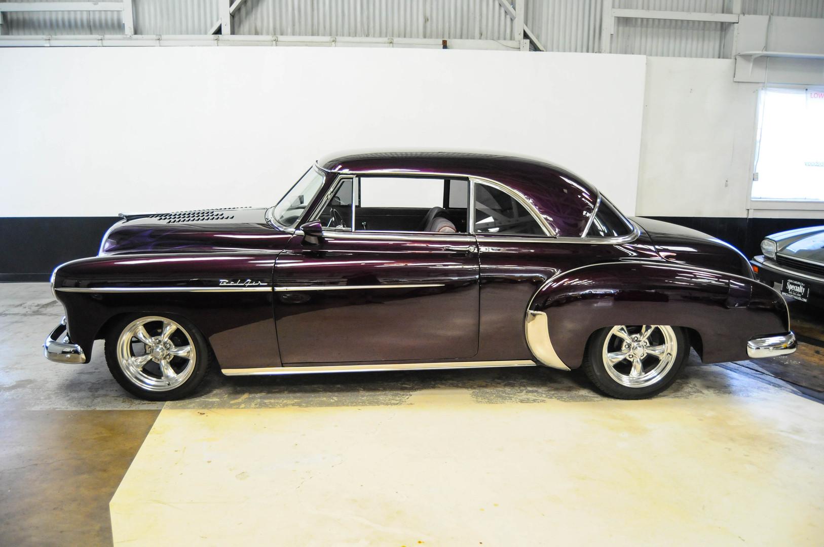 Chevrolet vehicles specialty sales classics for 1950 chevy deluxe 2 door