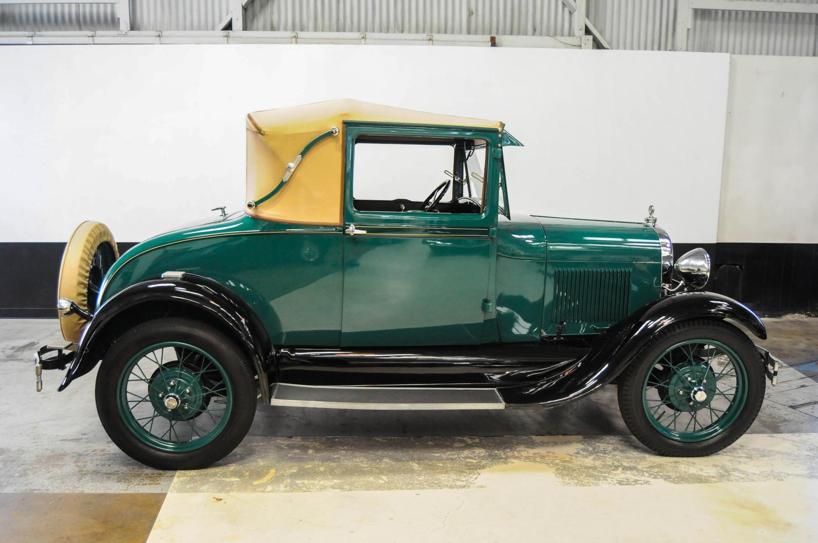 Ford vehicles specialty sales classics for 1929 model a 2 door sedan