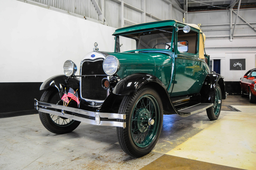 1929 Ford Model A Sport 2 Door Coupe for sale