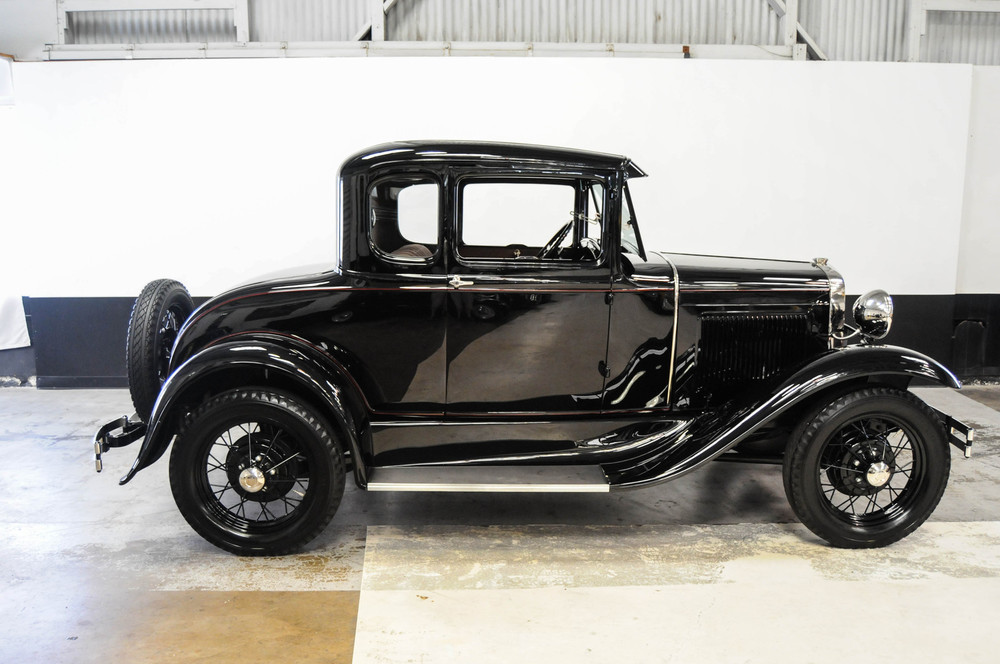 Ford vehicles specialty sales classics for 1931 ford 2 door sedan