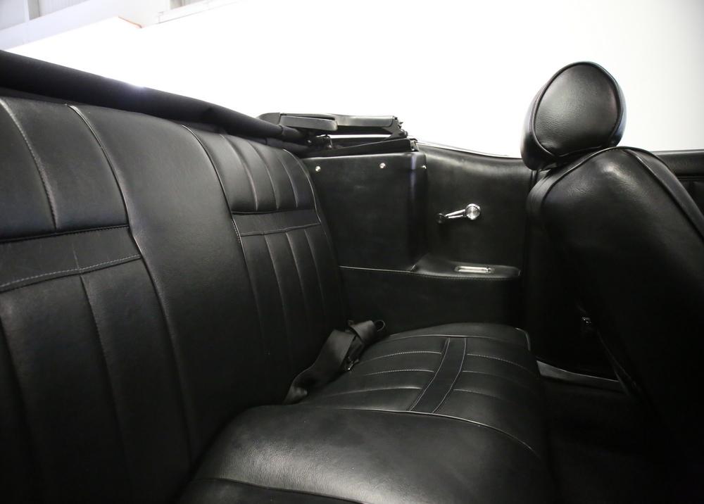 1969 Mercury Cougar XR7 2 Door Convertible for sale