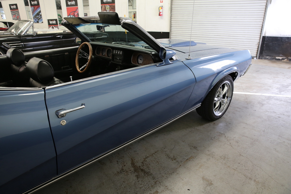 1969 Mercury Cougar XR7 2 Door Convertible for sale