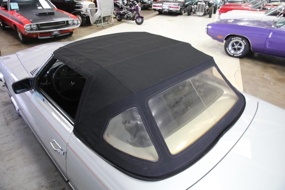 1980 Mercedes Benz 450SL No trim field 2 Door Convertible for sale
