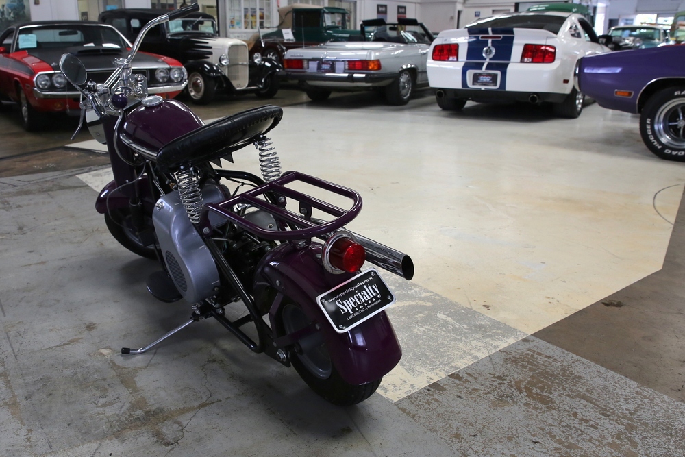 1959 Cushman Eagle No trim field 0 Door Scooter for sale