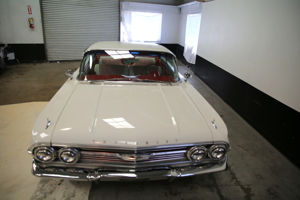 1960 Chevrolet Impala No trim field 2 Door Coupe for sale