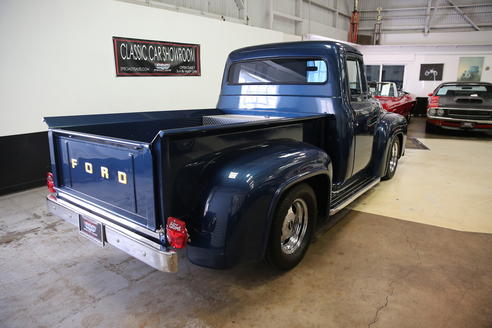 1956 Ford F100 1/2 Ton 2 Door Pickup for sale