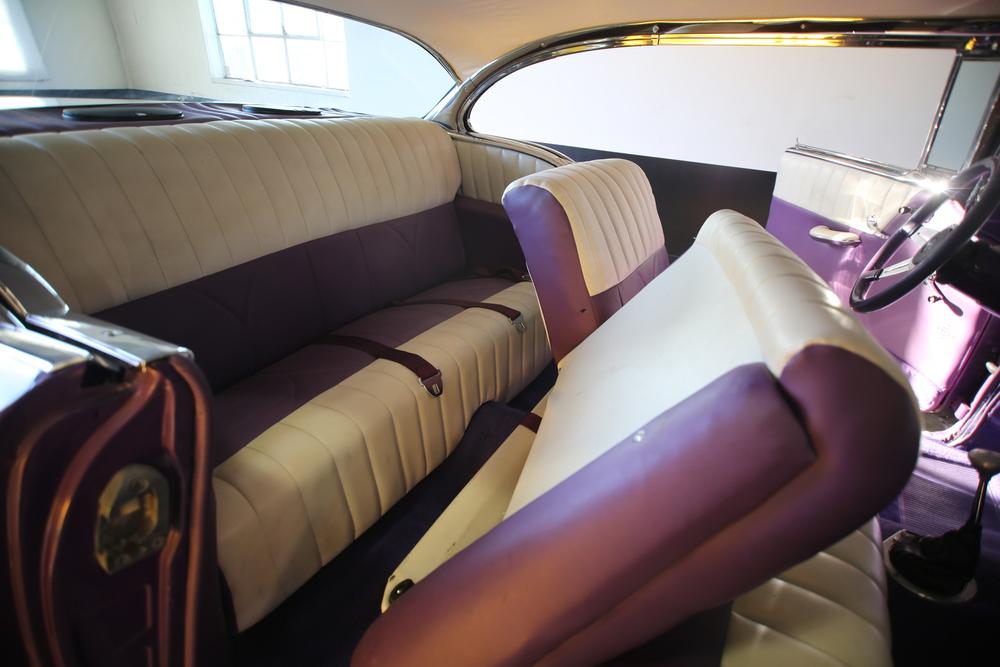 1956 Chevrolet Bel Air No trim field 2 Door Hardtop for sale