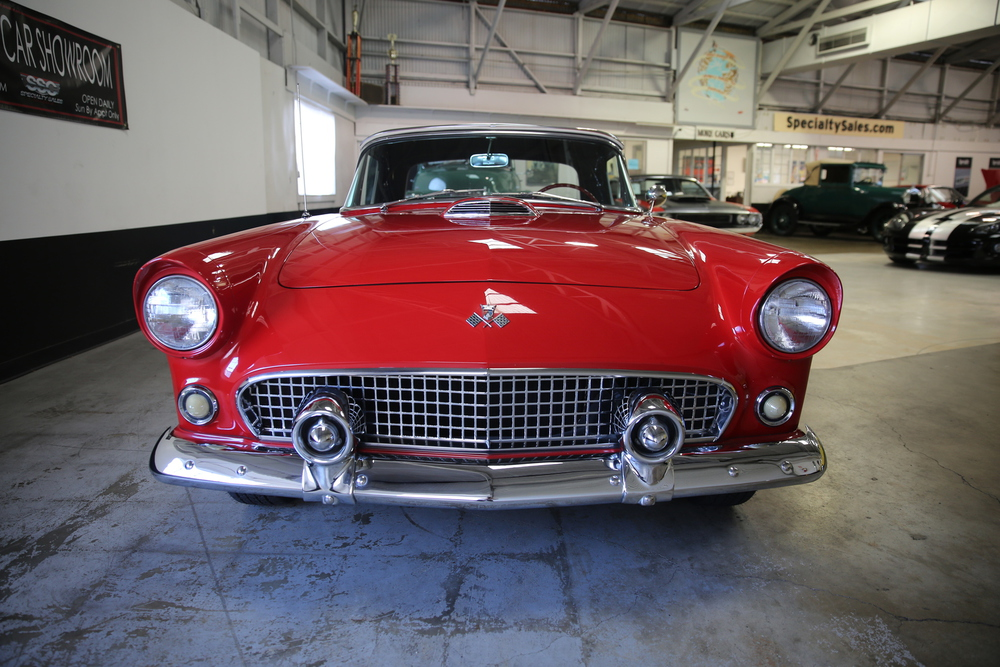 1955 Ford Thunderbird No trim field 2 Door Convertible for sale