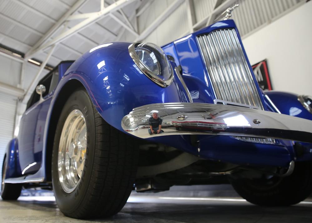 1938 Packard    2 Door Convertible for sale