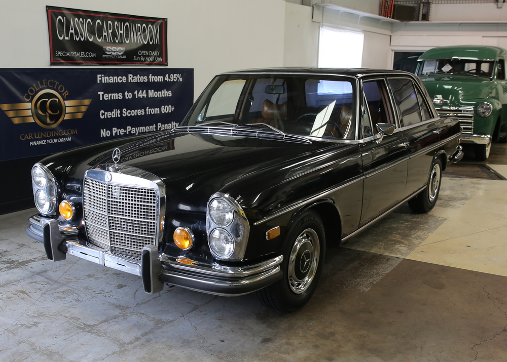 Mercedes benz vehicles specialty sales classics for Mercedes benz 4 door