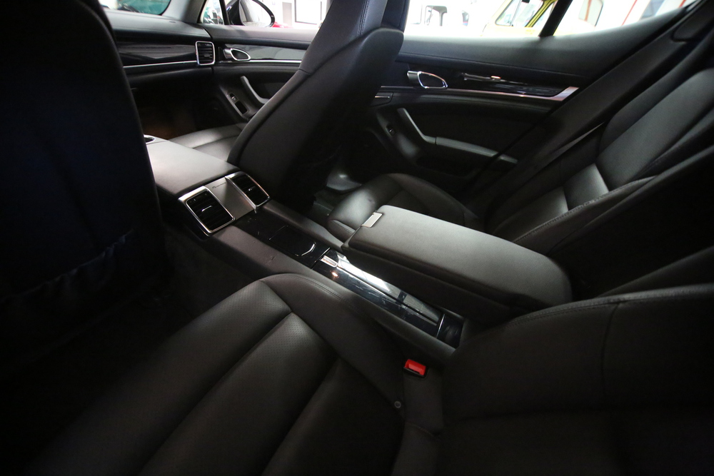 2011 Porsche Panamera 4 No trim field 4 Door Coupe for sale