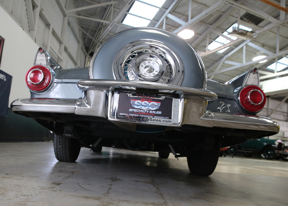 1956 Ford Thunderbird No trim field 2 Door w/Removable Hardtop for sale