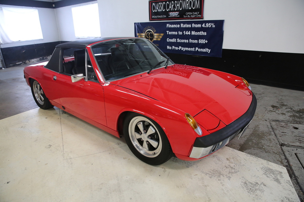 1973 Porsche 914 4 2 Door Targa for sale
