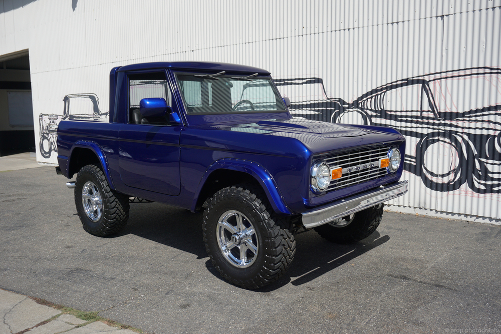 1972 Ford Bronco No trim field 2 Door Utility for sale