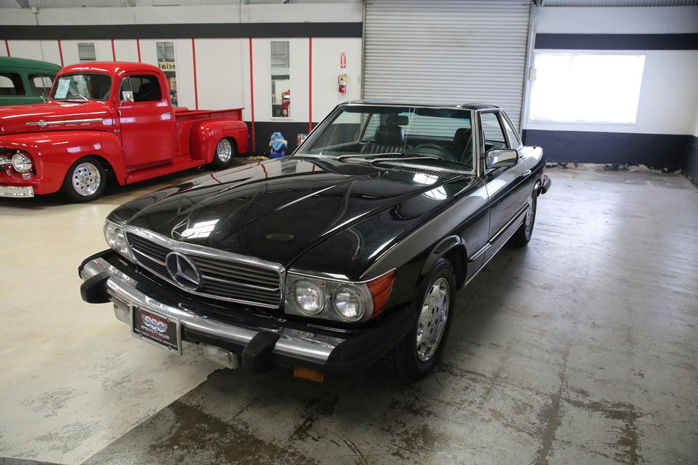 1984 Mercedes-Benz 380SL No trim field 2 Door Coupe Roadster for sale