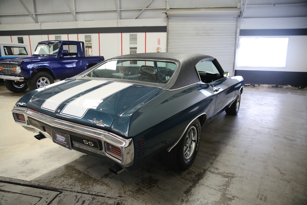 1970 Chevrolet Chevelle No trim field 2 Door Coupe for sale