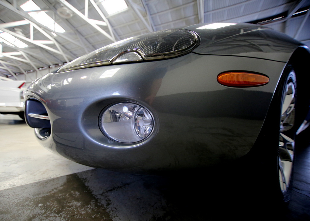 2003 Jaguar XK8 No trim field 2 Door Convertible for sale