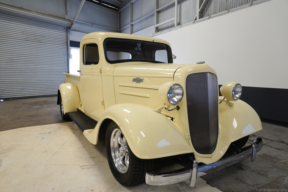 1936 Chevrolet Pickup No trim field 2 Door Street Rod for sale