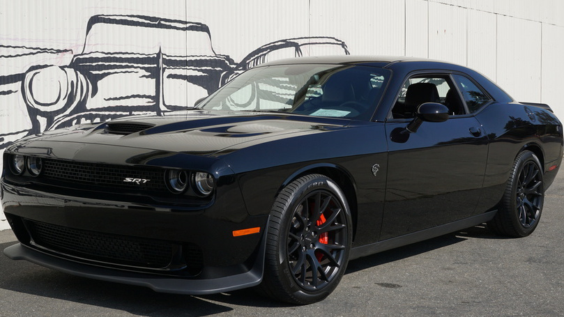 2015 Dodge Challenger SRT Hellcat No trim field 2 Door Coupe for sale