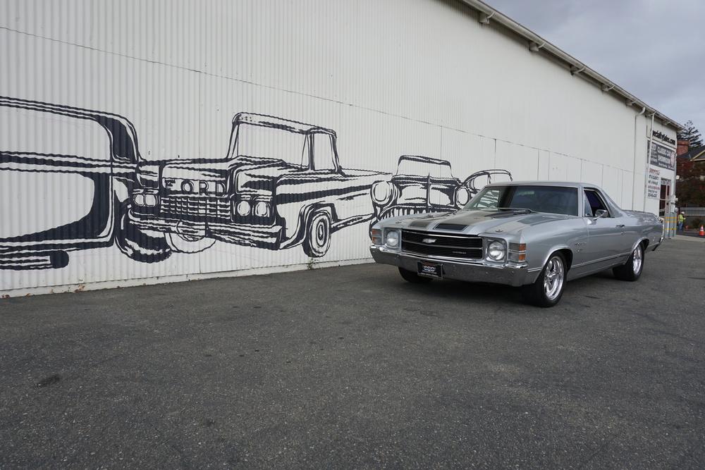 1971 Chevrolet El Camino No trim field 2 Door Pickup for sale