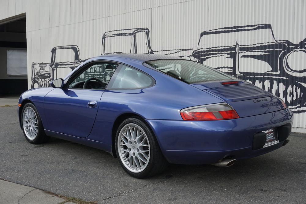 2000 Porsche 911 Carrera 2 Door Coupe for sale