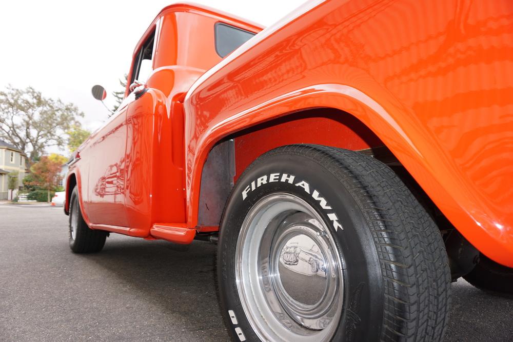 1959 Chevrolet 3100 1/2 Ton 2 Door Pickup for sale