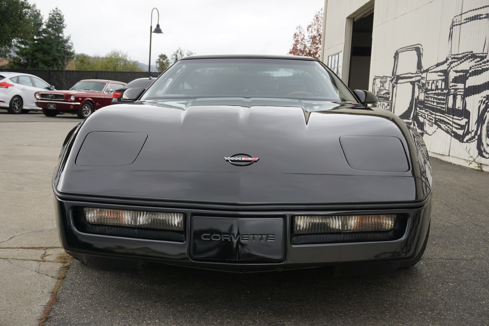1985 Chevrolet Corvette No trim field 2 Door Coupe for sale