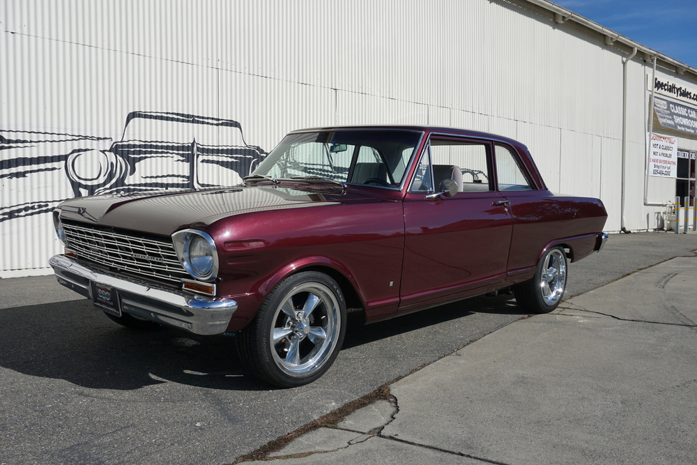 Old Classic Cars for Sale - Specialty Sales Classics