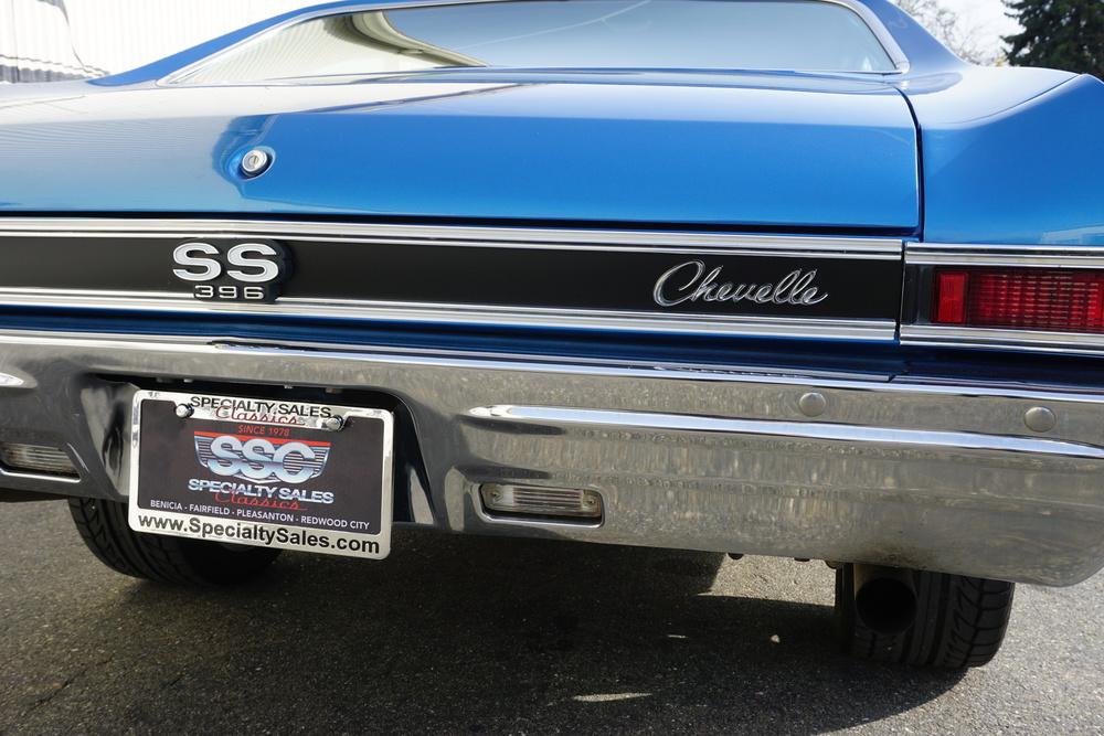1968 Chevrolet Chevelle Malibu SS Tribute 2 Door Hardtop for sale