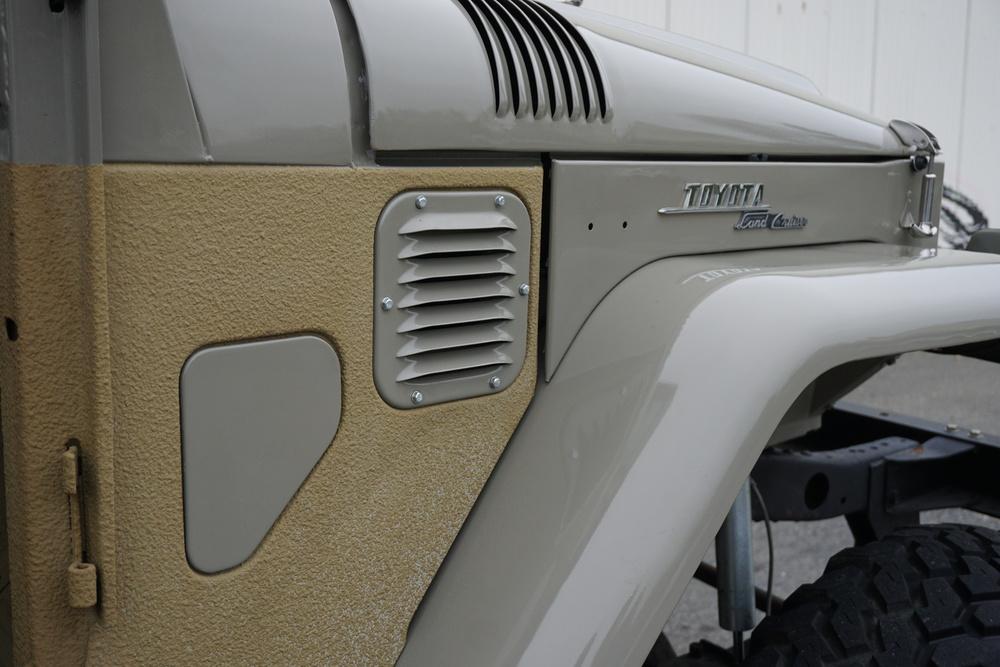 1970 Toyota Land Cruiser No trim field 2 Door Utility for sale