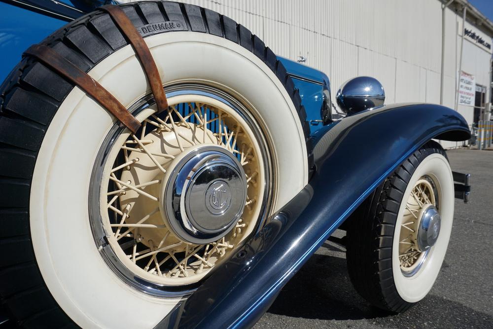 1931 Chrysler Imperial No trim field 4 Door Sedan Limousine for sale