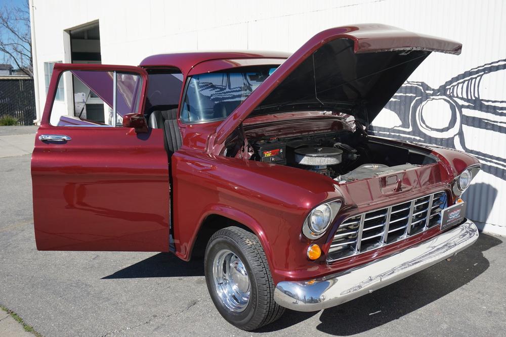 1956 Chevrolet 3100 1/2 Ton 2 Door Pickup for sale