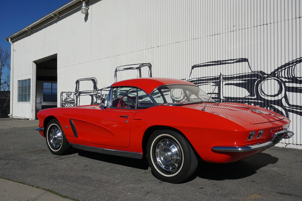 1962 Chevrolet Corvette No trim field 2 Door Convertible for sale