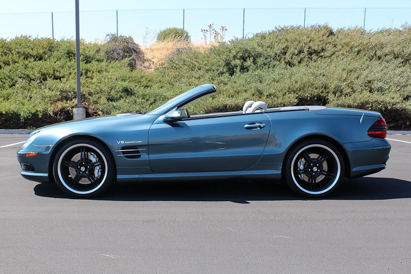 Mercedes benz vehicles specialty sales classics for 2004 mercedes benz sl55 amg for sale