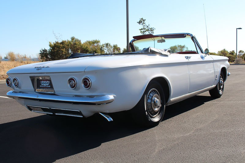 1962 Chevrolet Corvair Monza 900 2 Door Convertible for sale