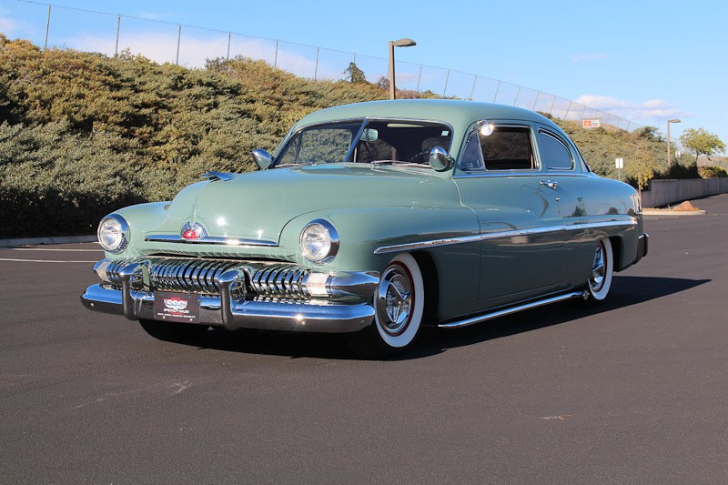Mercury vehicles specialty sales classics for 1951 mercury 2 door coupe
