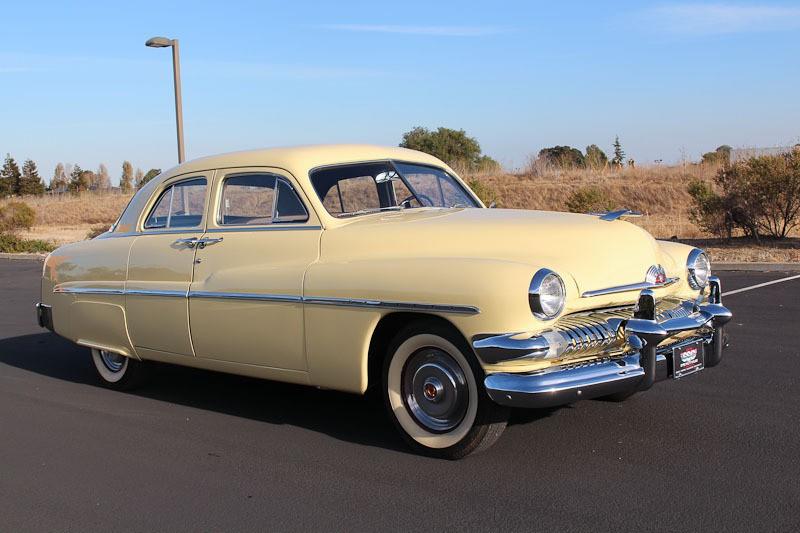 Mercury vehicles specialty sales classics for 1951 mercury 4 door sedan