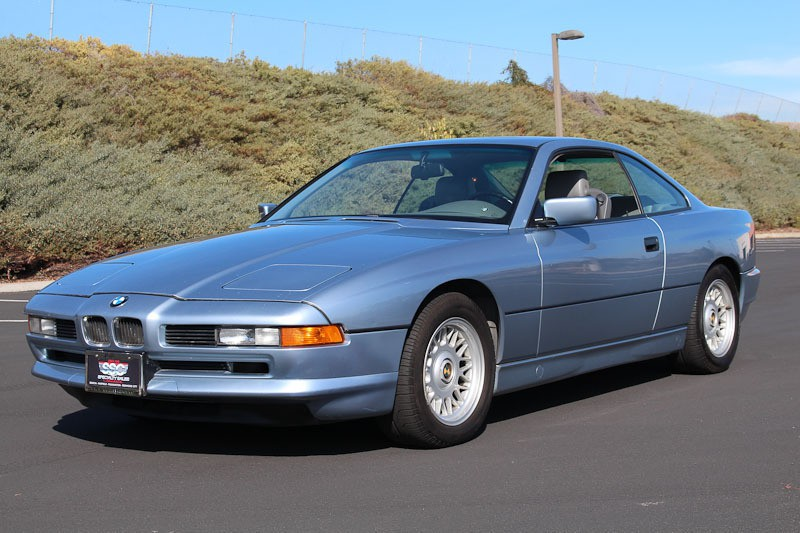 1991 BMW 850 I 2 Door Coupe SOLD