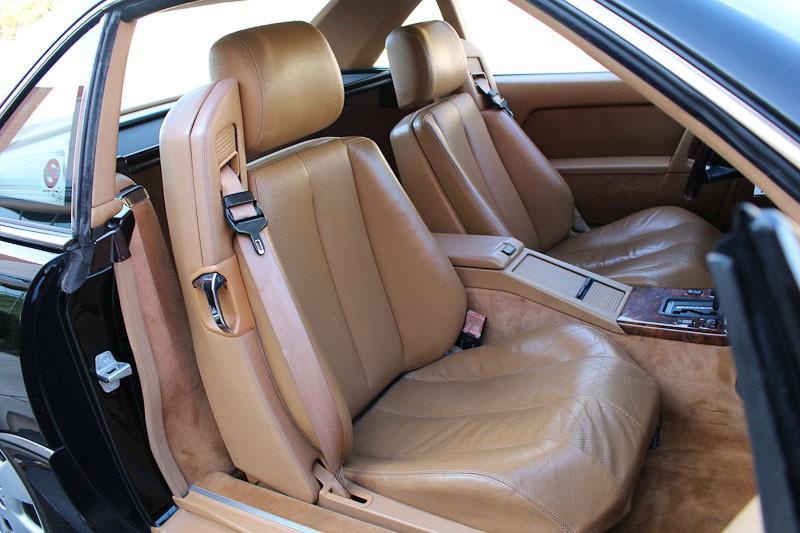 1990 Mercedes Benz 500SL No trim field 2 Door Convertible for sale