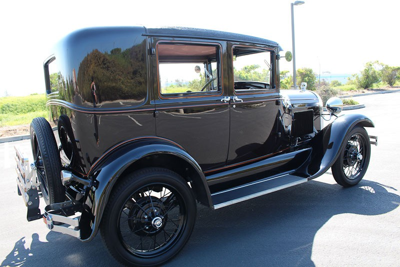 Ford vehicles specialty sales classics for 1929 ford model a 4 door sedan