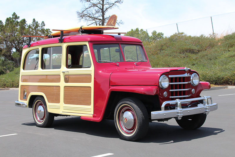 Willys Overland Wagon Images - Reverse Search