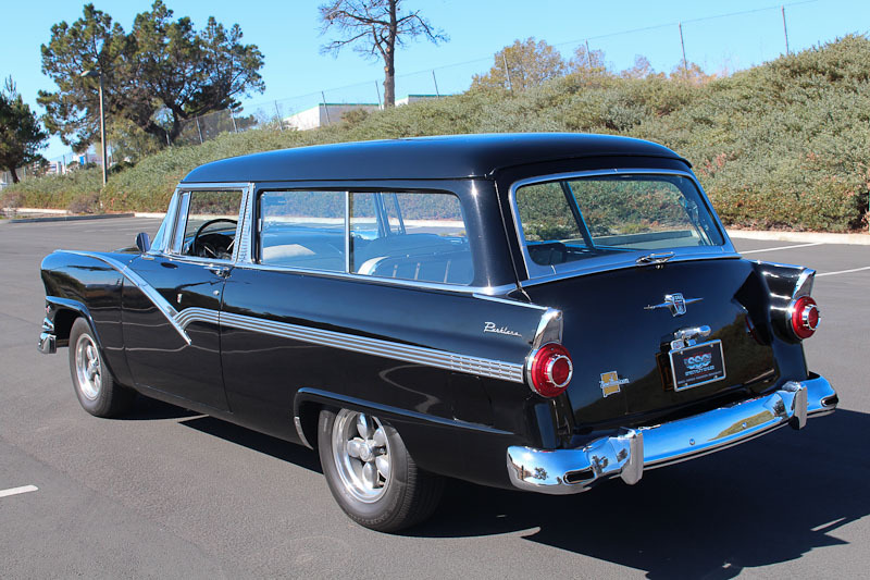 Ford vehicles specialty sales classics for 1956 ford 2 door station wagon