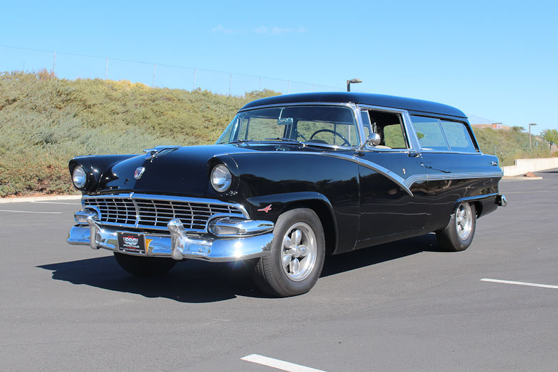 Ford vehicles specialty sales classics for 1956 ford 2 door wagon