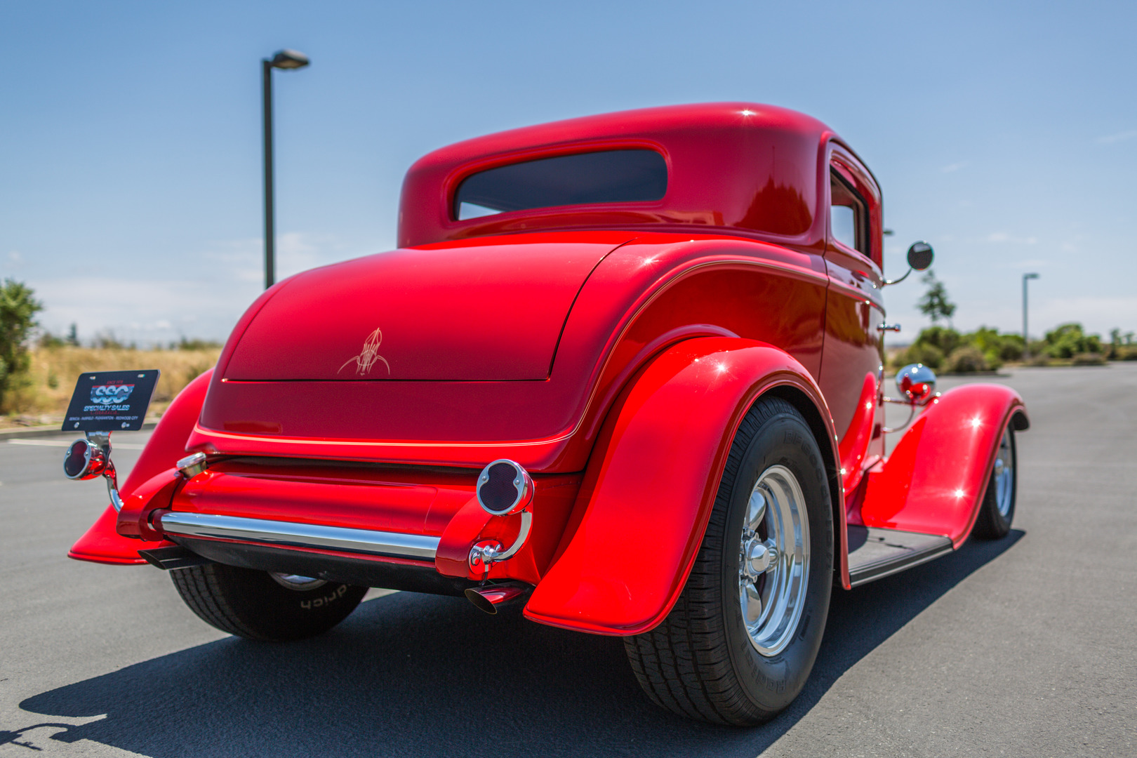 Ford vehicles specialty sales classics for 1932 ford 2 door coupe