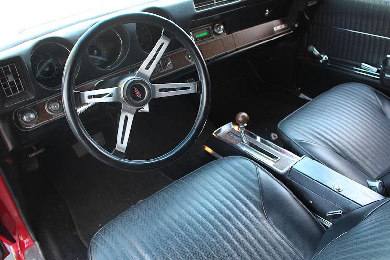 1969 Oldsmobile 442 No trim field 2 Door Hardtop Coupe for sale