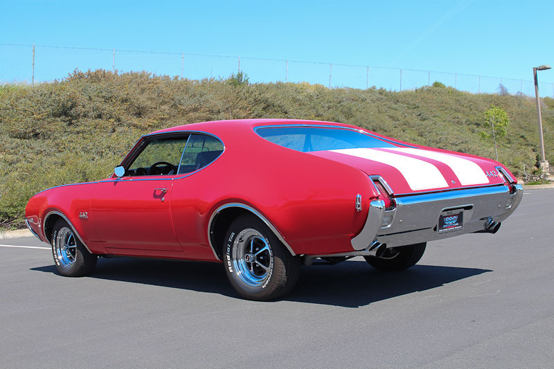 1969 Oldsmobile 442 No trim field 2 Door Hardtop Coupe for sale